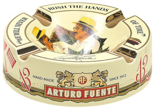 Limited Edition Large 8.75″ Arturo Fuente Porcelain Cigar Ashtray