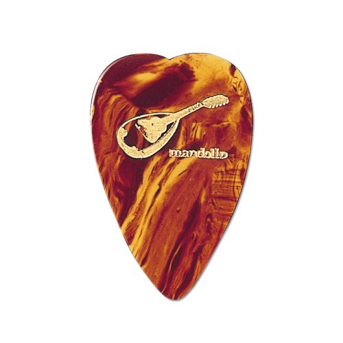 Pickboy Mandolin pick, Nytro, 0.75mm, 10 picks