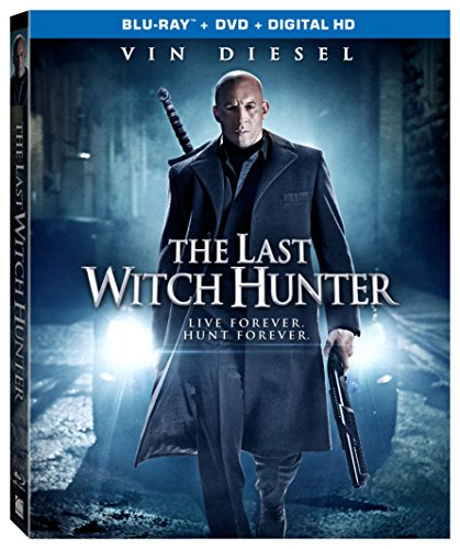 The Last Witch Hunter Blu-ray + DVD + Digital HD