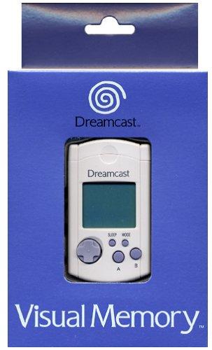Sega Dreamcast Memory Card – VMU Unit