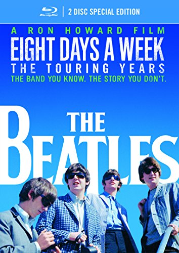 The Touring Years Blu-Ray Deluxe – Eight Days A Week