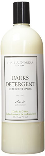 The Laundress – Darks Detergent, Classic, Keeps Colors Rich & Vibrant, Non-Toxic Formula, 33.3 fl oz, 64 washes