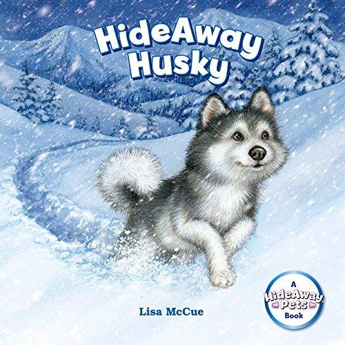 HideAway Husky HideAway Pets Books