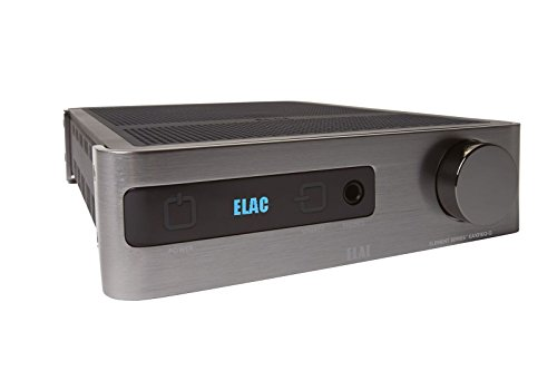 ELAC EA Series Integrated Amplifier, Silver EA101EQ-G