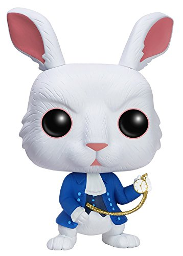 Funko Disney Alice Through The Looking Glass McTwisp White Rabbit Pop Vinyl Figure