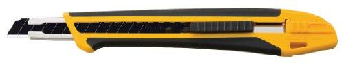 OLFA 1075449 XA-1 9mm Fiberglass Rubber Grip Utility Knife