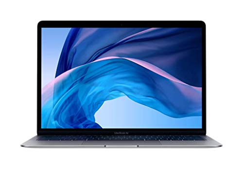 Space Gray – New Apple MacBook Air 13-inch, 1.6GHz dual-core Intel Core i5, 8GB RAM, 128GB