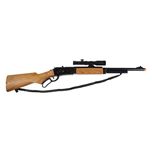 Top 8 Rifle with Scope – Toy Foam Blasters & Guns