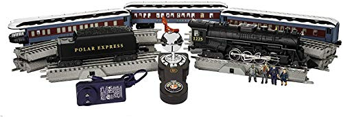 Top 9 Lionel Polar Express Train Set – Hobby Train Sets