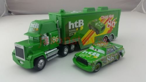 Top 9 Chick Hicks Hauler – Toy Vehicles