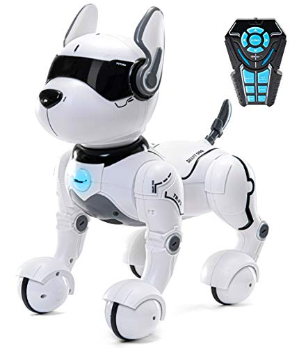 Top 10 Robot Toy Dog – Remote- & App-Controlled Figures & Robotic Toys
