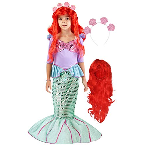 Top 10 Ariel Toddler Costume – Kids' Costumes