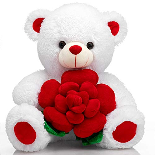Top 10 Roses Valentines Day – Stuffed Animals & Teddy Bears