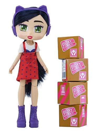 Top 9 Boxy Girls Riley – Dolls