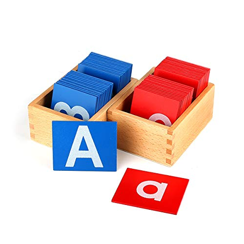 Top 10 Montessori Sandpaper Letters – Learning & Education Handwriting Aids