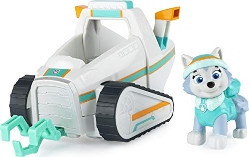 Top 9 Tracker and Everest Paw Patrol – Toys & Games