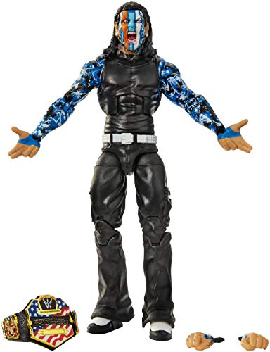 Top 10 Jeff Hardy Action Figure – Action Figures