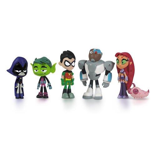 Top 7 Teen Titans Go Toys – Statue, Maquette & Bust Action Figures