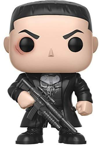 Top 6 Punisher Funko Pop – Toy Figures & Playsets