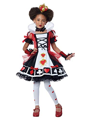 Top 7 Queen of Hearts Costume for Kids – Girls' Costumes