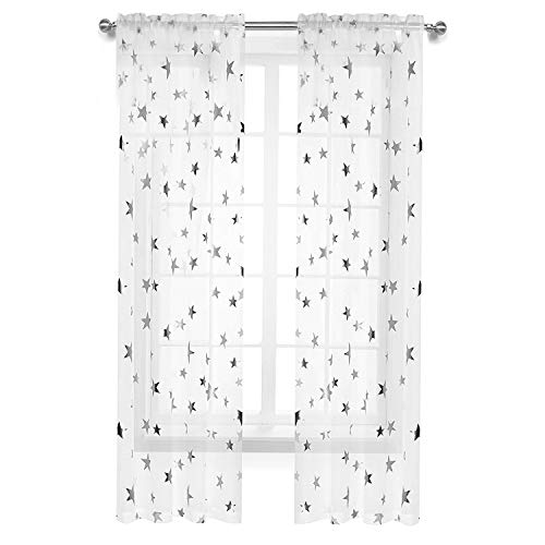 Top 10 Sheer Drapes for Backdrop – Kids' Curtain Panels