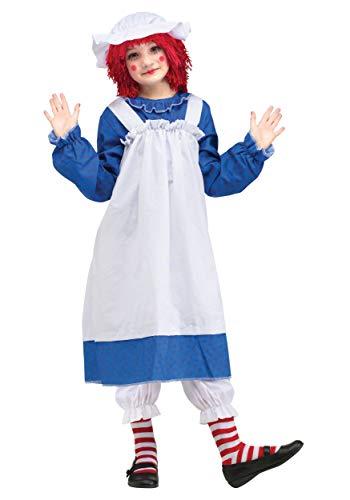Top 6 Raggedy Ann Costume – Kids' Costumes