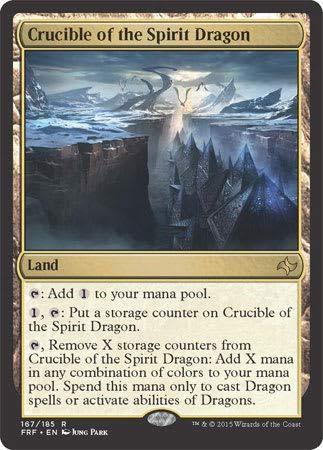 Top 7 Crucible of The Spirit Dragon – Collectible Card Game Singles