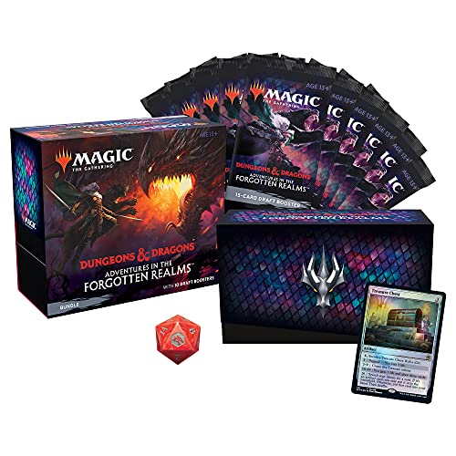 Top 10 Magic The Gathering Bundle – Collectible Card Game Booster Packs