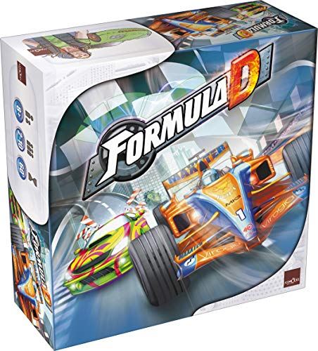 Top 9 Formula D Game – Board Games