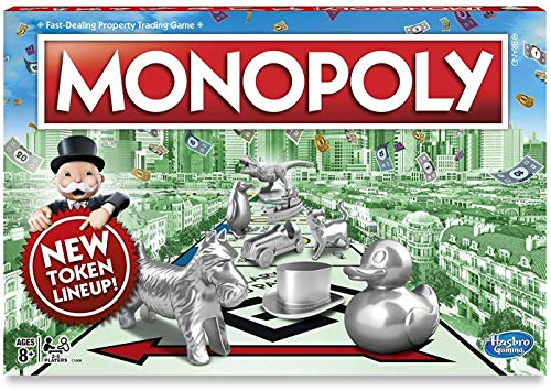 Top 9 Monopoly Classic Game – Board Games