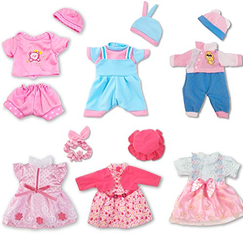Top 10 12 Inch Doll Clothes – Doll Clothing & Shoes