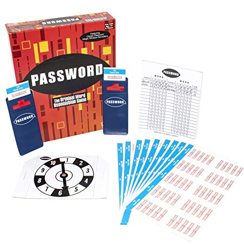 Top 5 Password Board Game – Board Games