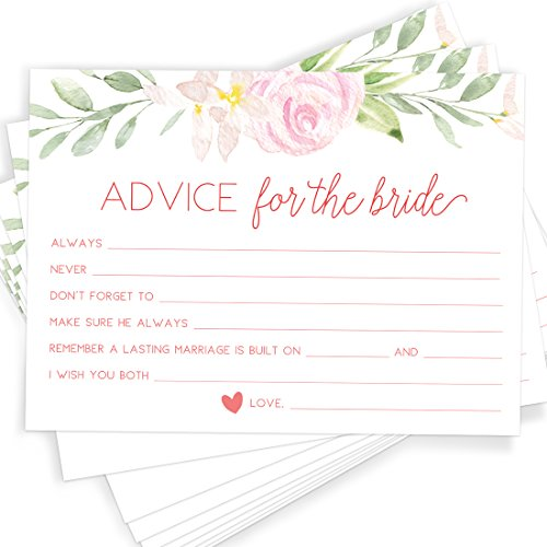 Top 8 Advice for The Bride – Party Games & Activities