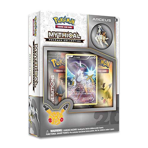 Top 5 Arceus Pokemon Card – Collectible Card Game Singles