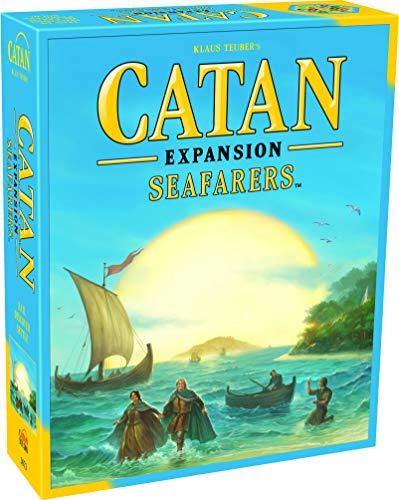 Top 9 Seafarers of Catan – Board Games