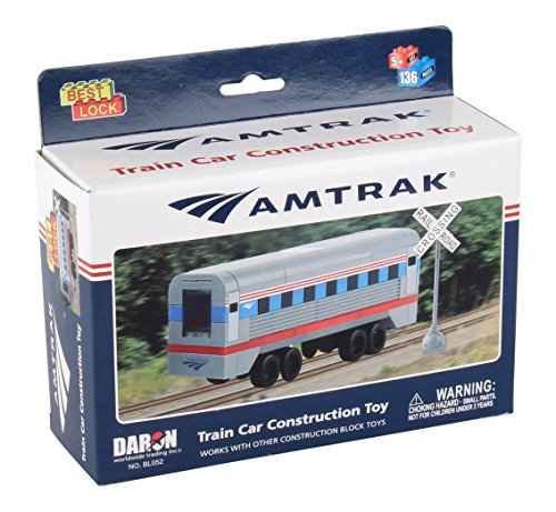 Top 8 Amtrak Wooden Train – Toys & Games