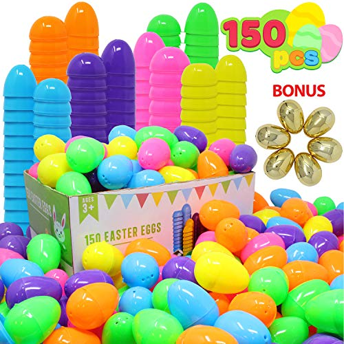 Top 9 Plastic Eggs Bulk – Kids' Party Favor Sets