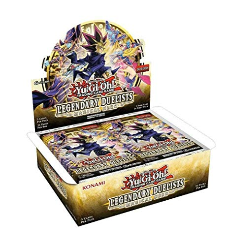 Top 7 Legendary Duelists Magical Hero – Collectible Card Game Booster Packs