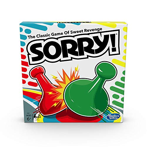 Top 9 Sorry Game Cards – Board Games