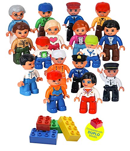 Top 10 LEGO DUPLO People – Action & Toy Figure Playsets