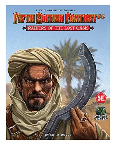Top 8 Fifth Edition Fantasy – Games & Accessories