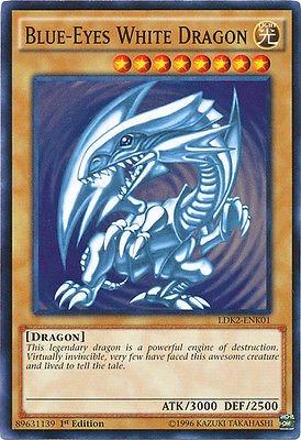 Top 6 Blue Eyes White Dragon – Collectible Card Game Singles