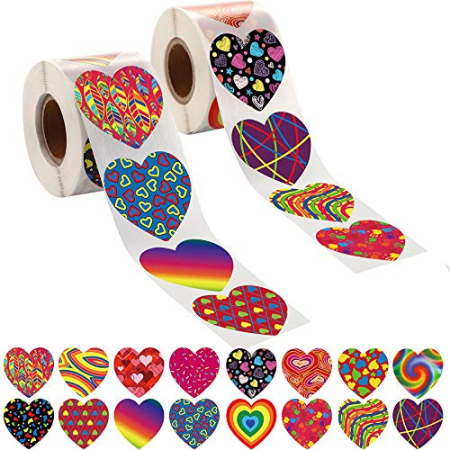 Top 10 Heart Stickers Roll – Kids' Stickers
