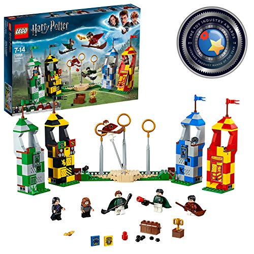 Top 8 Harry Potter LEGO Quidditch – Toy Building Sets