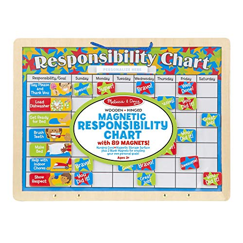 Top 10 Responsibility Chart for Kids – Magnetic & Felt Playboards