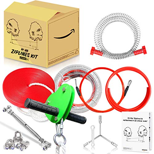 Top 10 Zipline for Kids - Ziplines Kits for Backyards - Manhox