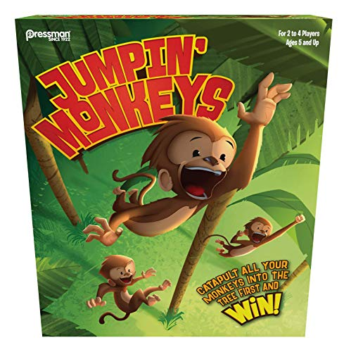 Top 10 Jumping Monkeys Game – Board Games