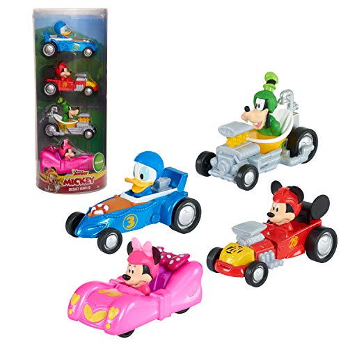 Top 8 Mickey and the Roadster Racers – Children's Die-Cast Vehicles