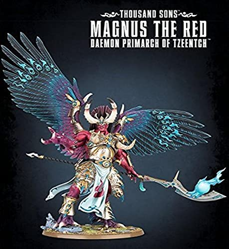 Top 9 Magnus The Red – Action Figure Statues