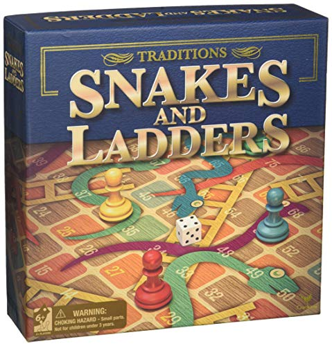 Top 10 Snakes and Ladders Board Game – Toys & Games